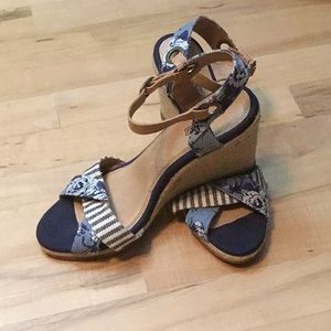 Sperry Wedges